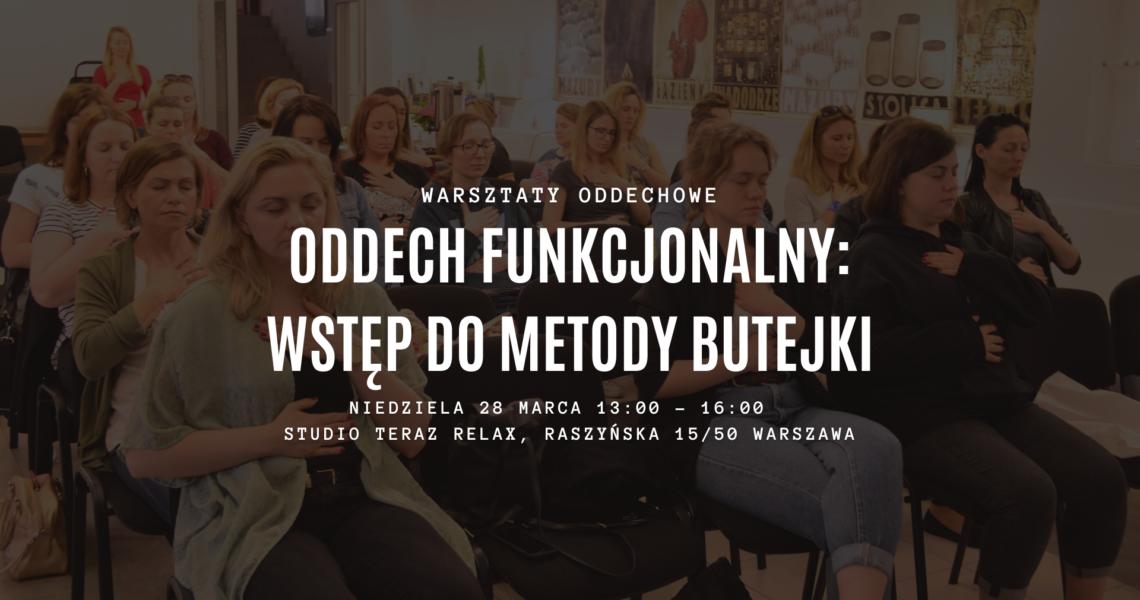 Oddech Funkcjonalny: Wstęp do m. Butejki