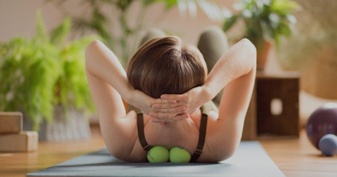 Automasaż w praktyce jogi