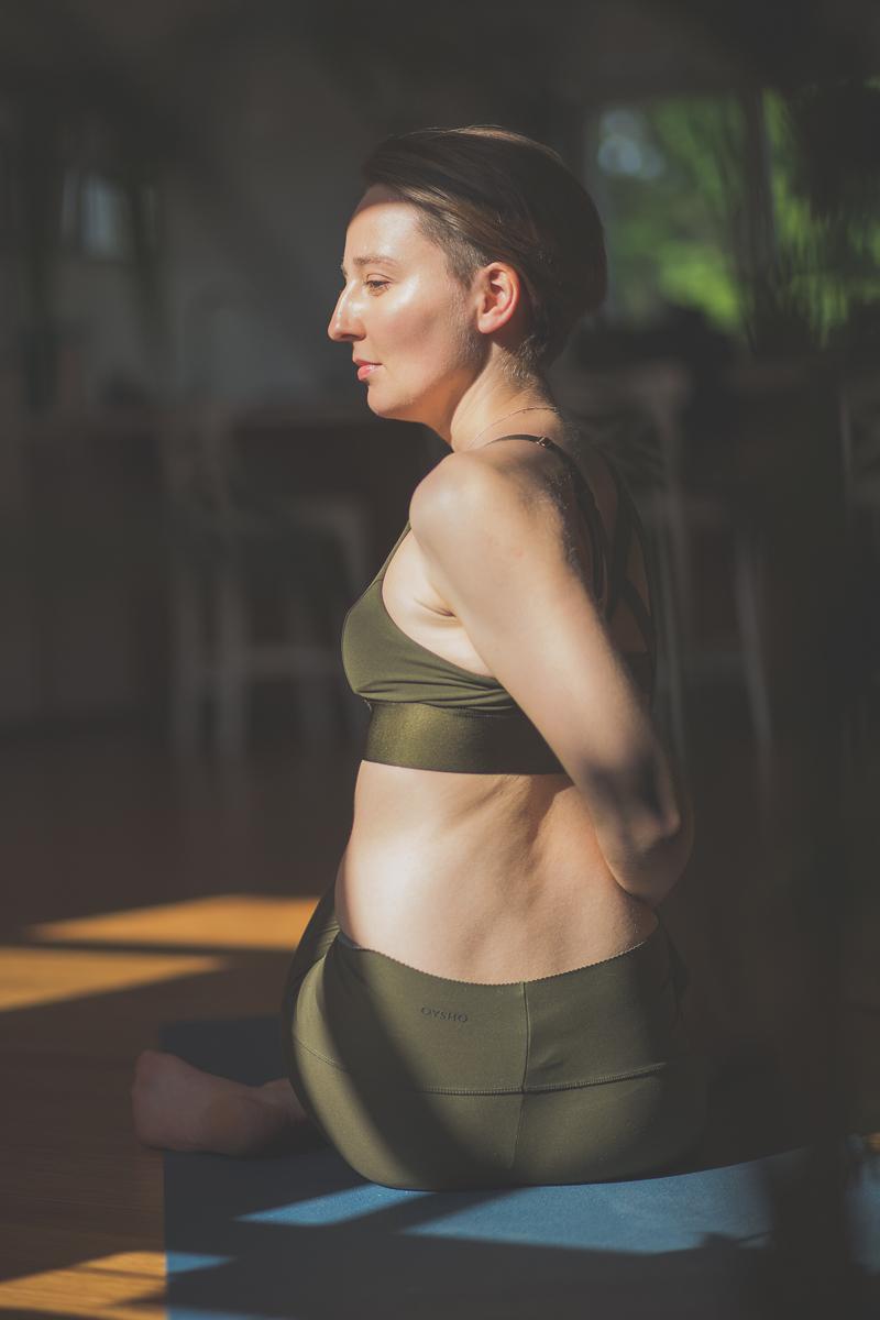 Hatha Joga klasyczna dla zdrowego kręgosłupa